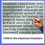 Blog Hire a Business Consultant