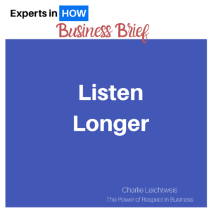 Biz Brief Listen Longer