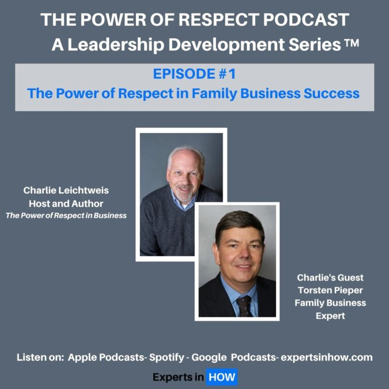 The Power of Respect in Family Business Success